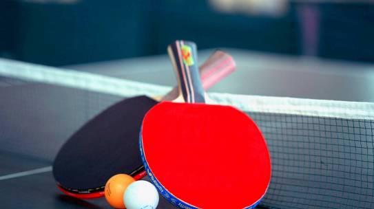 Мастер-класс по настольному теннису в Можайском техникуме