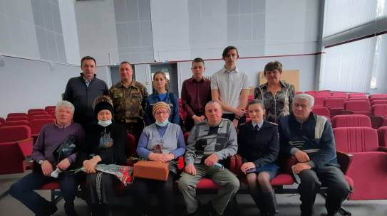 Урок памяти Ниелова Сергея